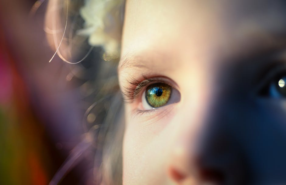 120+ Adjective Words to describe eyes
