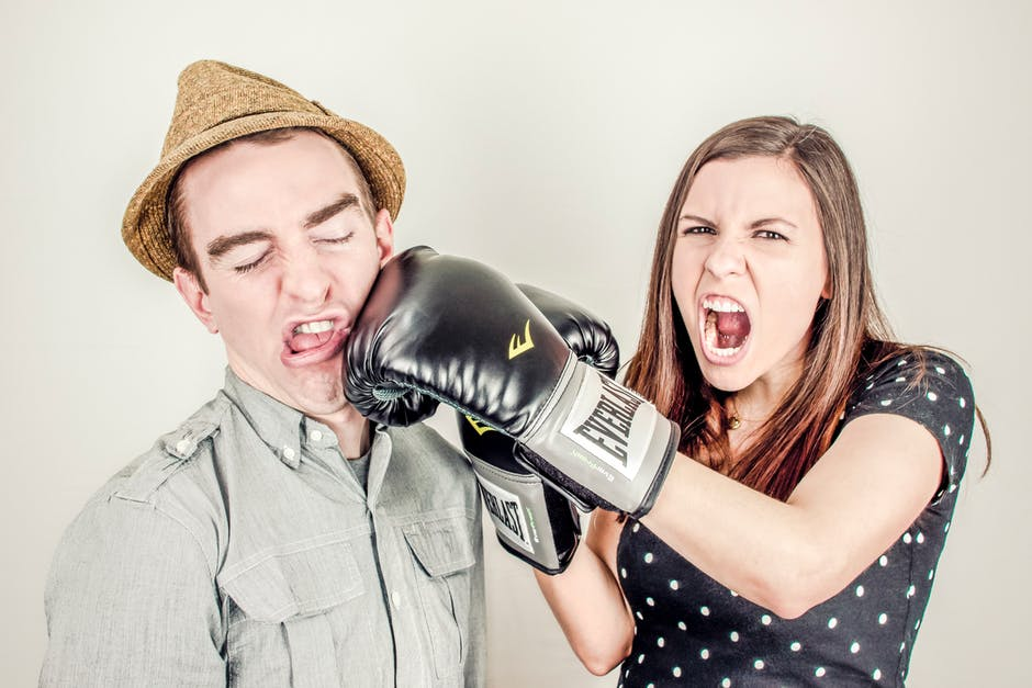 163 verbs words about Angry