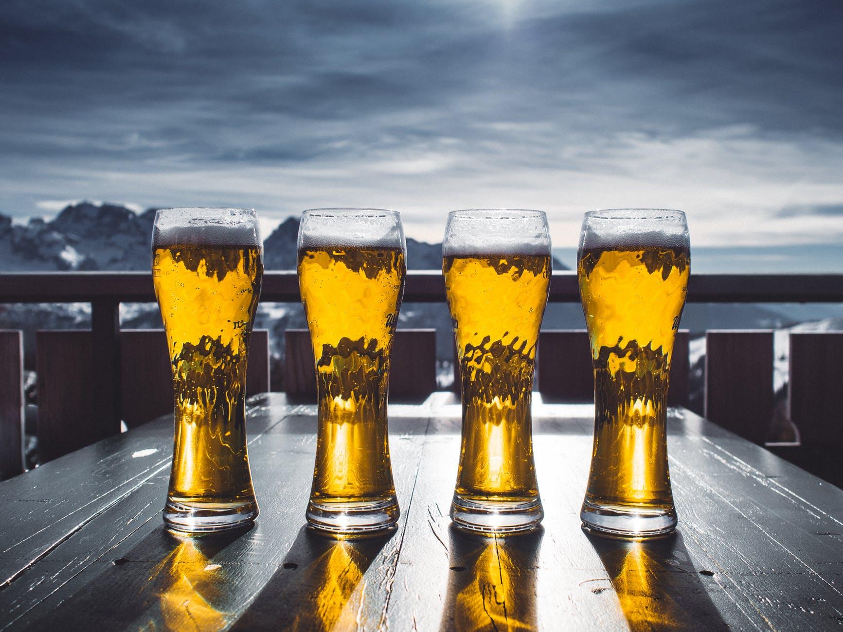 116 adjectives words to describe Beer
