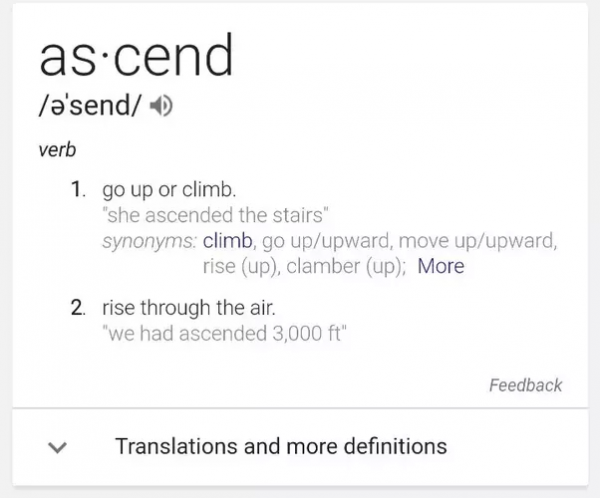 49 Words related to ASCENDS, ASCENDS Synonyms, ASCENDS